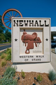Western Walk of Fame, Newhall, California