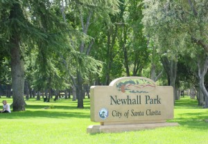 Newhall Park - Newhall, California