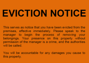 Landlord and Tenant Concerns - Evictions - in Santa Clarita